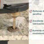 Taladrar marmol cocina