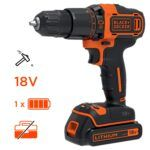 Taladro percutor black&decker bdchd18